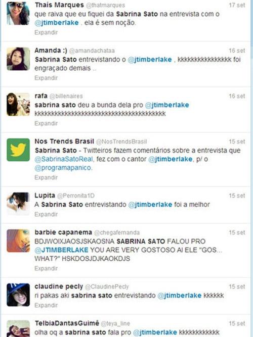 Sabrina Sato vira piada internacional ao doar bumbum à Justin Timberlake - Imagem 4