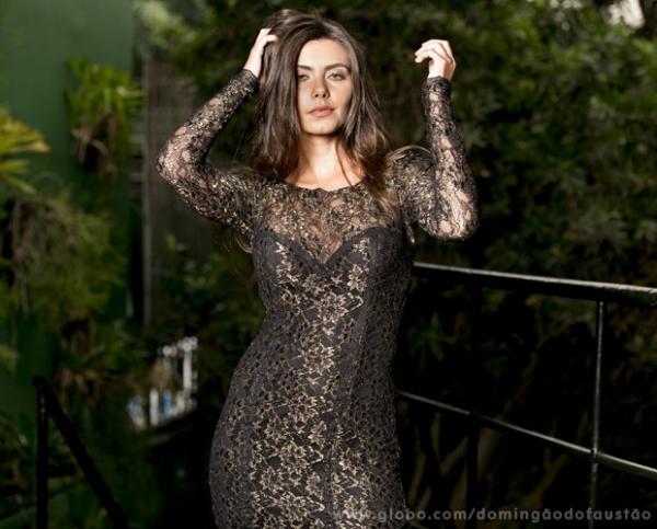 Letícia Wiermann é nova estrela do Domingão: