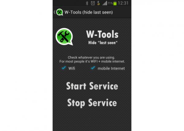 Aprenda como remover o ?visto pela última vez? do WhatsApp no Android
