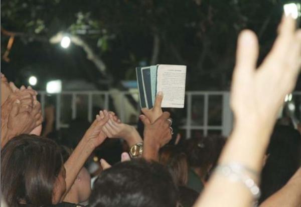 Missa da Misericórdia completa 25 anos e atrai multidões em Teresina