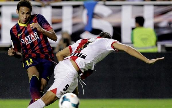 Técnico do Barça se rende à visão de jogo de Neymar: ?É muito inteligente?