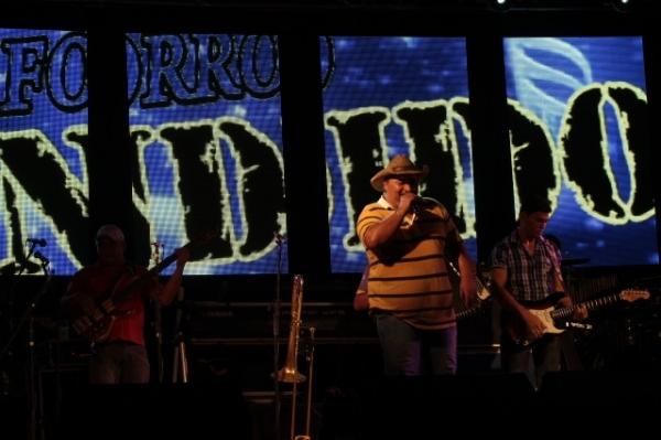 Bandas de forró abrilhantam noite em Teresina em mais um show com a parceria Kalor e Kangaço