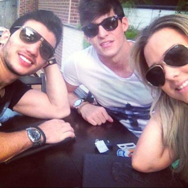 Carol Dantas, ex- de Neymar, está namorando dono de grife de Fortaleza