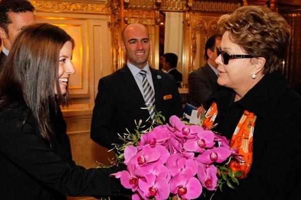 Dilma se reúne nesta segunda em NY com Bill Clinton e Cristina Kirchner
