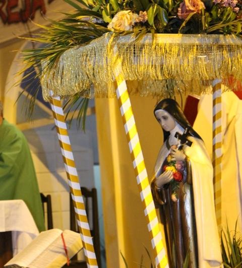 Abertura dos Festejos de Santa Teresinha 2013