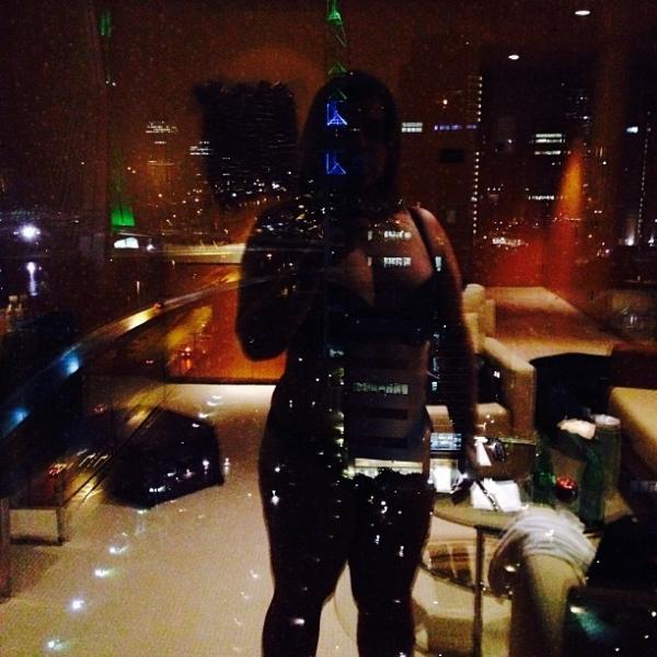 Preta Gil posa só de lingerie em foto do Instagram