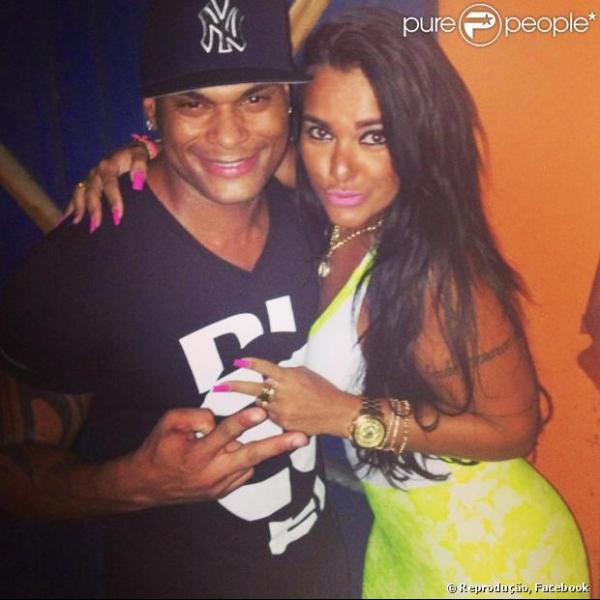 Scheila Carvalho quer R$ 1,7 milhão de indenização de ex-amante de Tony Salles