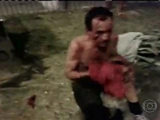 Sem ajuda da polícia, mãe arma e prende homem que assediava menina