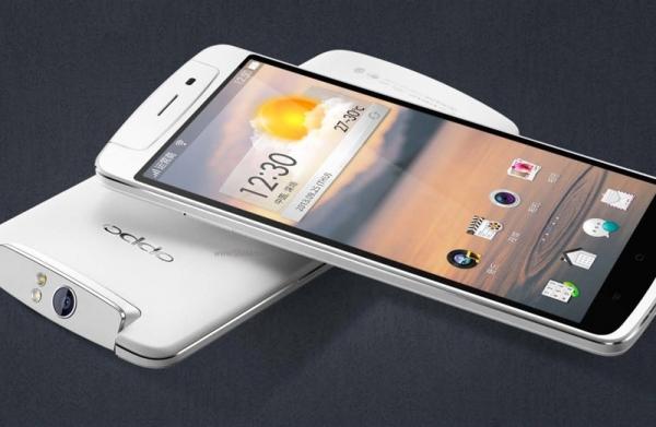 Smartphone chinês Oppo N1 vem com inédita