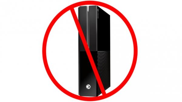 Xbox One não deve ser colocado na vertical, avisa Microsoft
