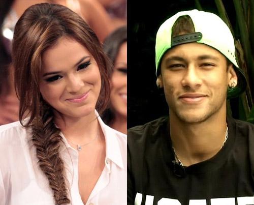 Bruna Marquezine agradece apoio de Neymar no