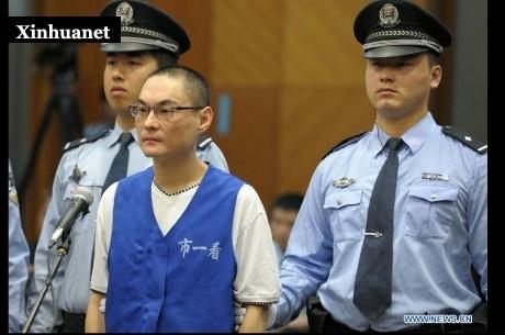 Chinês condenado à morte por matar criança em briga de estacionamento