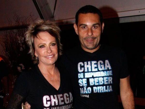 Solteira! Ana Maria Braga confirma fim de casamento com Marcelo Frisoni