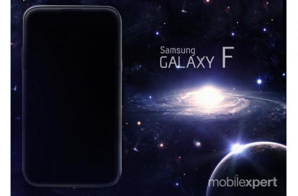 Galaxy F pode ser o novo smartphone