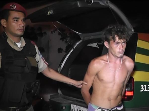 Homem esfaqueia desafeto e é preso em Parnaíba