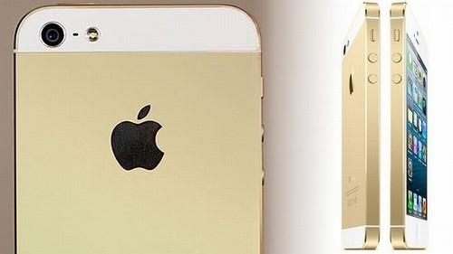 Lançado há apenas uma semana, Iphone dourado já virou um hit