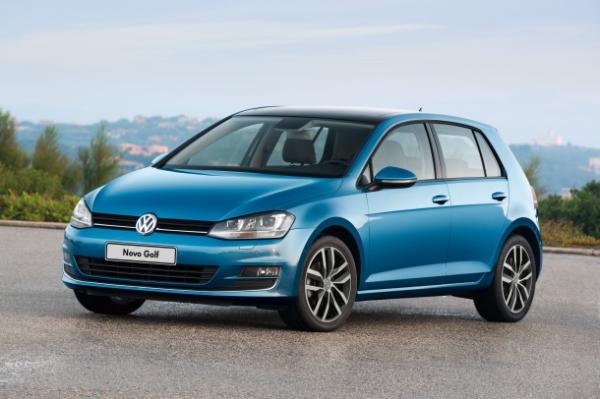 Acontece hoje o lançamento oficial do Novo Golf que já está a venda na Alemanha Veículos em Teresina