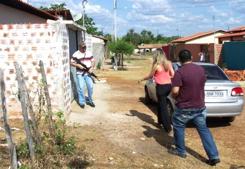 Polícia Civil estoura boca de fumo e prende traficante no Piauí