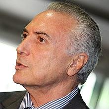 Michel Temer critica criação de novos partidos: