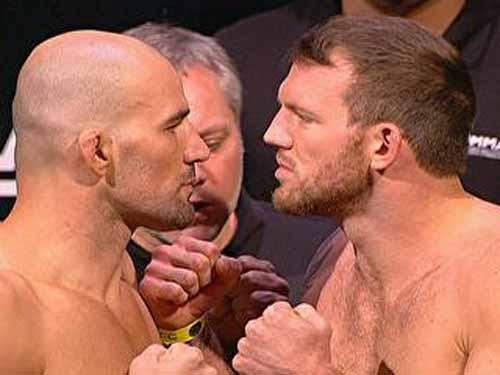 Cara feia e muito respeito marcam a pesagem do UFC em Belo Horizonte