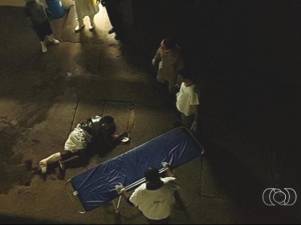 Em tentativa de fuga, preso cai do 5º andar de hospital, em Goiânia