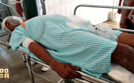 Homem é alvejado com dois tiros na cidade do norte do Piauí