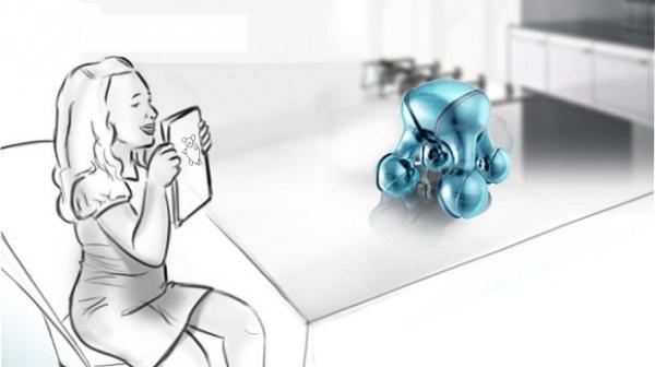 Brasileira desenvolve conceito de impressora 3D de comida