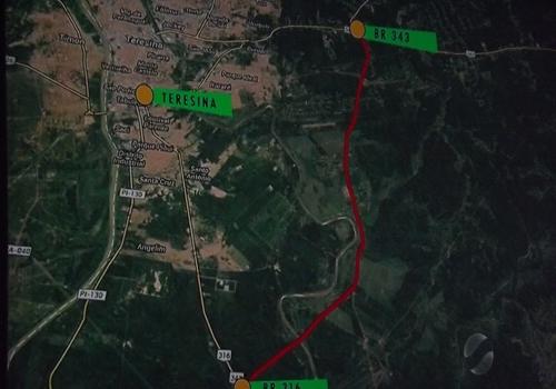 Caravana Muito Mais no Novo Piauí apresenta o Plano de Mobilidade Urbana de THE