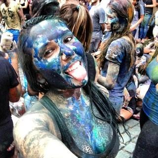 Filha de Renato Gaúcho requebra até o chão com funk em trote de faculdade