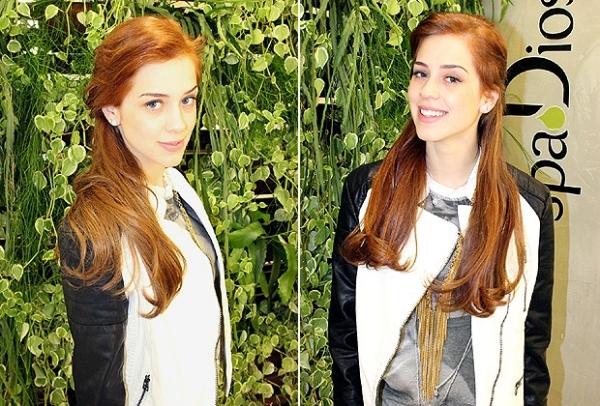 ?Rasparia meu cabelo, se acreditasse no personagem?, diz Sophia Abrahão