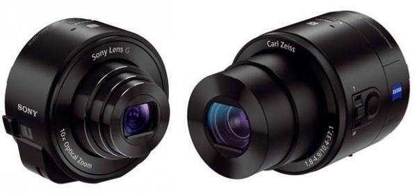 Sony lança lentes compatíveis com Android e iPhone, mas com preço salgado