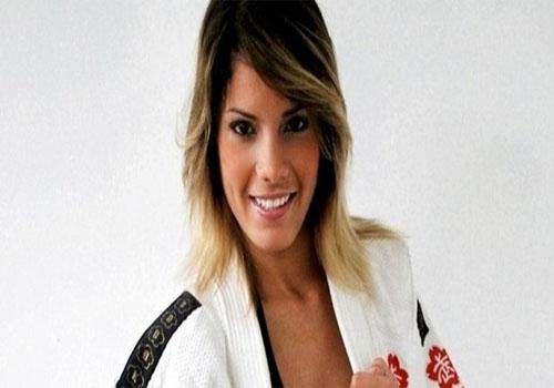 Judoca da seleção divide tatames com vida de modelo e concursos de miss