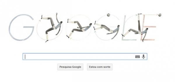 Google faz homenagem ao centenário de Leônidas da Silva