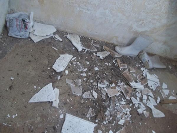 Assaltantes fazem arrastãao em lojas de José de Freitas