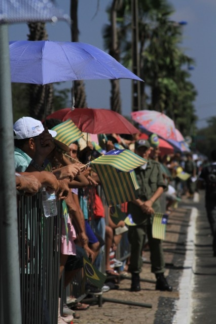 Desfile de 7 de Setembro é prestigiado por cerca de 30 mil teresinenses; veja fotos