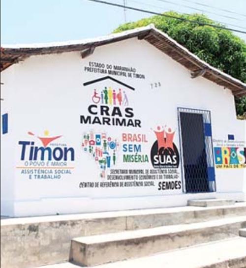 Timon investe em saúde e educação