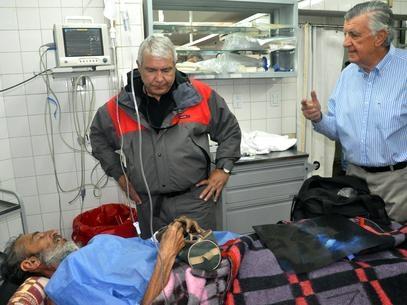 Uruguaio de 58 anos perdido há quatro meses nos Andes é encontrado vivo