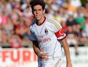 Kaká agradece goleiro do Milan que o cedeu a braçadeira: