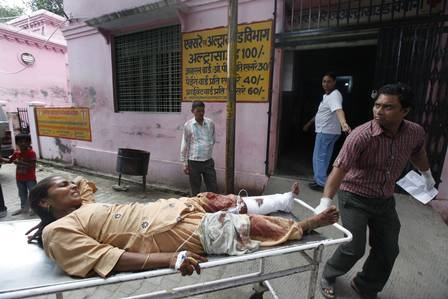 Pelo menos 31 pessoas morrem em conflito na Índia