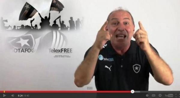 Bloqueada no Brasil, Telexfree usa Botafogo para crescer na América do Sul