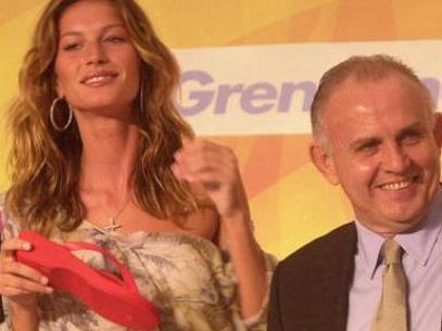 Forbes: novo bilionário brasileiro deve agradecer Gisele Bündchen
