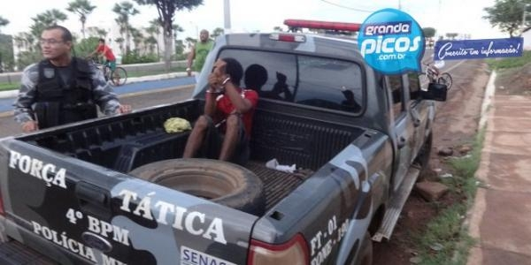 Preso aproveita descuido e foge da delegacia de Picos