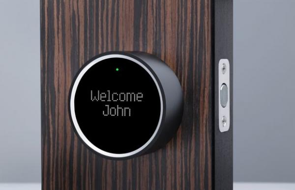 Smartphones substituem as chaves para abrir portas na CES 2014