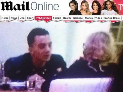 Madonna é fotografada em clima de romance com namorado de 26 anos
