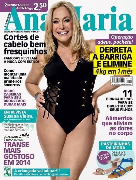 Susana Vieira posa de maiô aos 71 anos: ?Não posso mais me censurar?