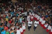 Muita fé e devoção no encerramento do festejo de Regeneração - Imagem 1
