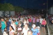 Muita fé e devoção no encerramento do festejo de Regeneração - Imagem 5