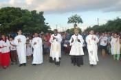 Muita fé e devoção no encerramento do festejo de Regeneração - Imagem 9