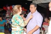 Prefeito de Regeneração recebe autoridades na nona noite de festejo - Imagem 7