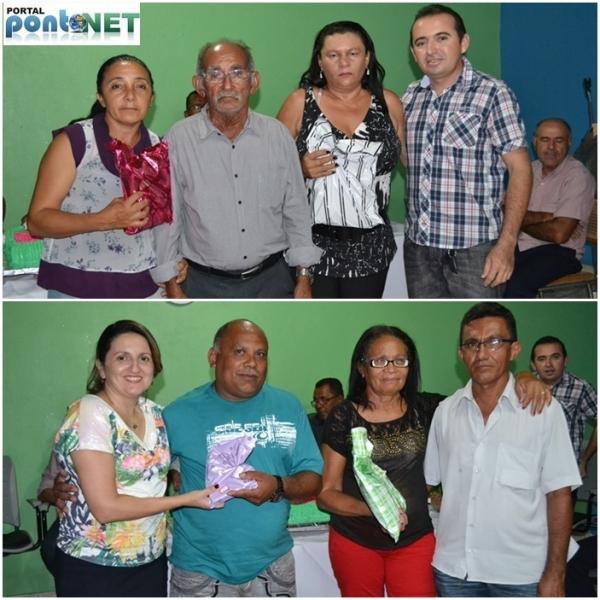 Nova diretoria do Sindicato dos Trabalhadores Rurais de Massapê toma posse, veja!  - Imagem 7